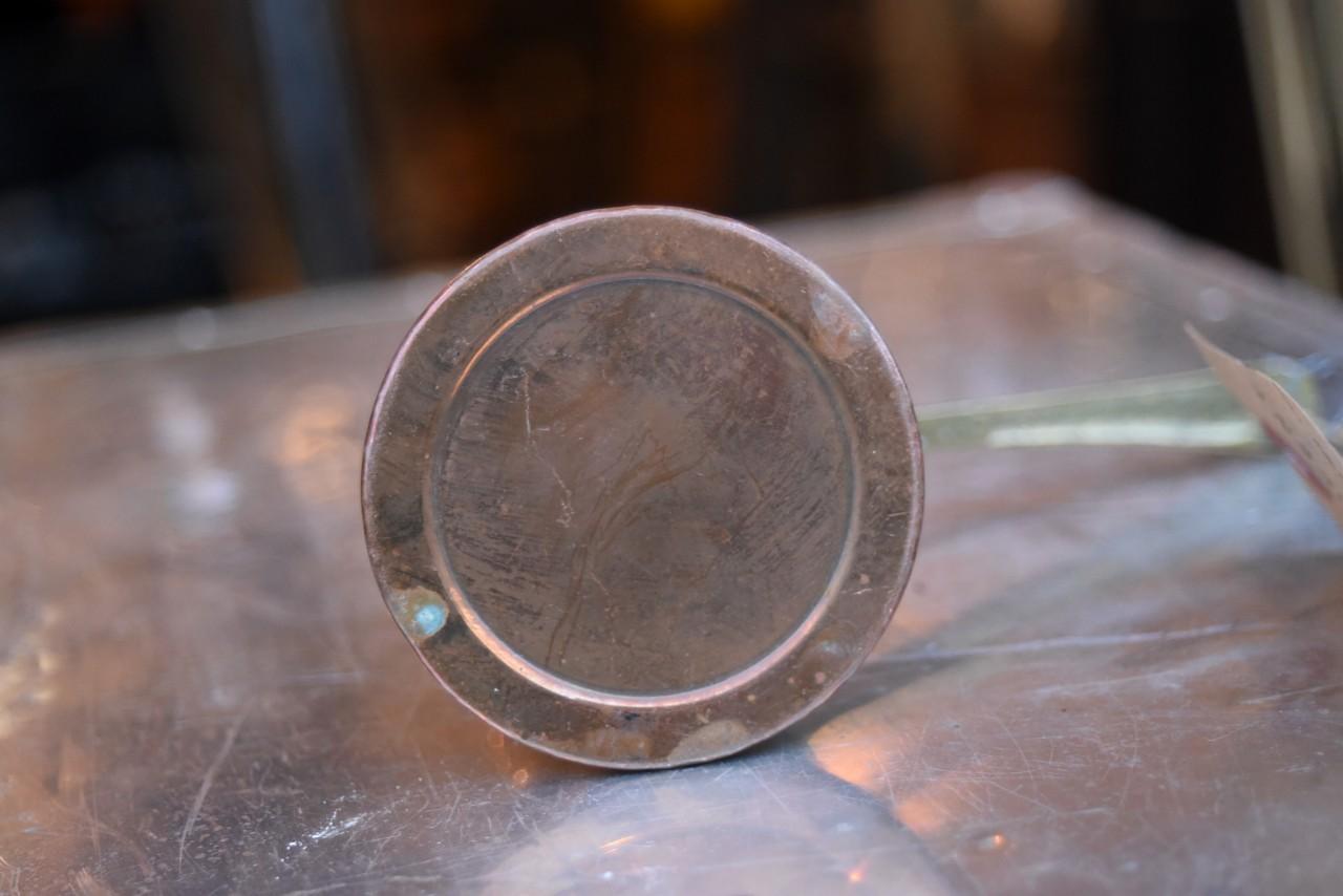 真鍮 ブラス カッパーポット 銅 英国 101168