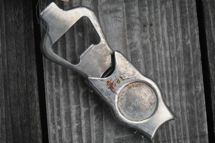 102811 ヴィンテージ 栓抜き オープナー  英国製 MADE IN ENGLAND