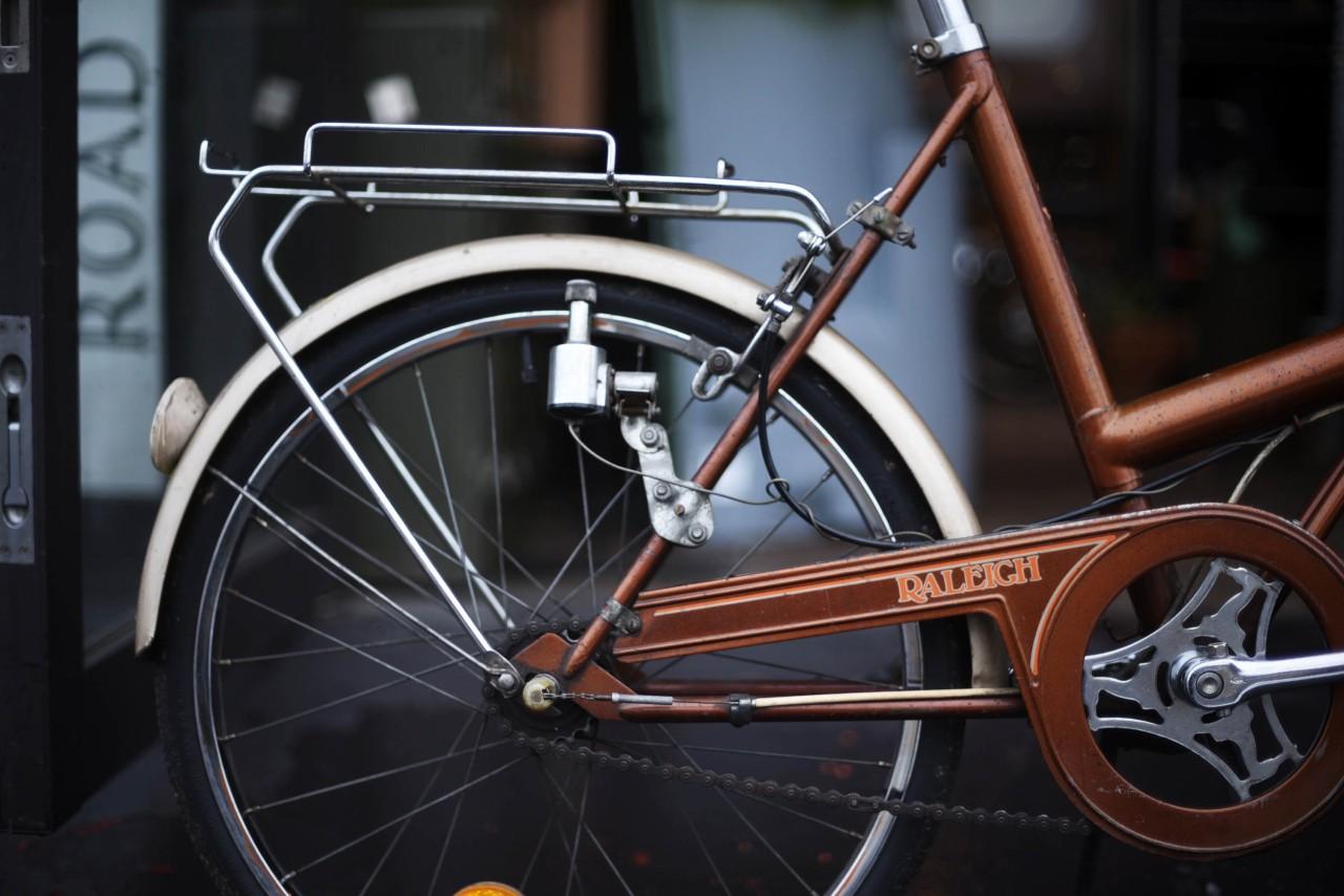 101709 ヴィンテージ RALEIGH SHOPPER 整備済み自転車 ラレー ショッパー
