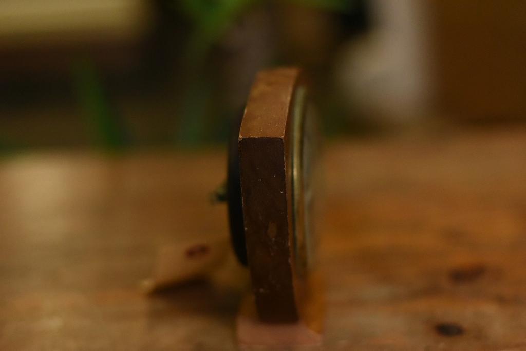 103914 ヴィンテージ BRITISH MADE 英国 置き時計