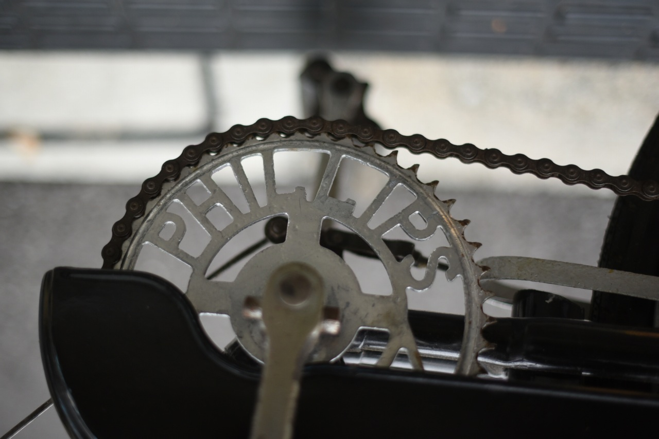 102043 ヴィンテージ 自転車 フィリップス PHILIPS  1954年