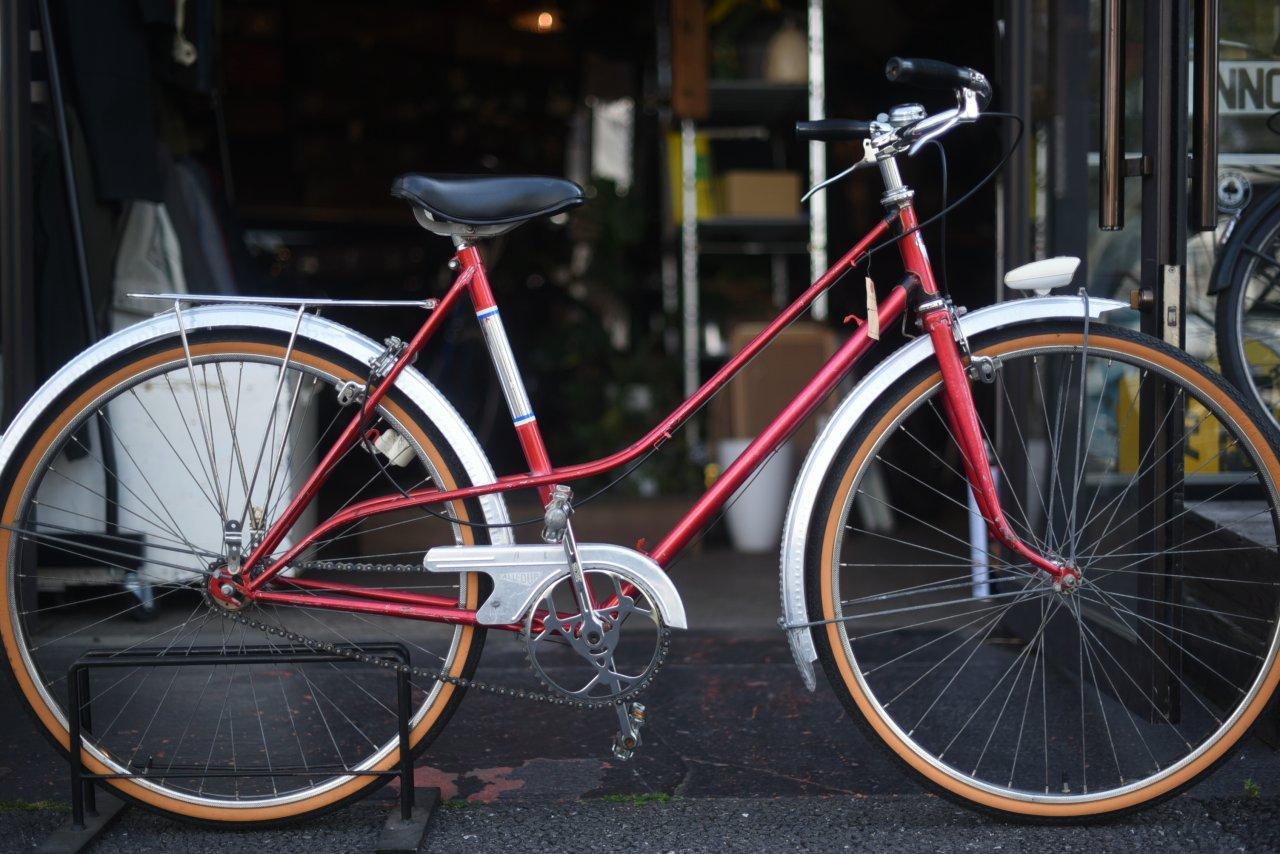 102101 ヴィンテージ 自転車 TREBLIG VINTAGE FRENCH 80'S