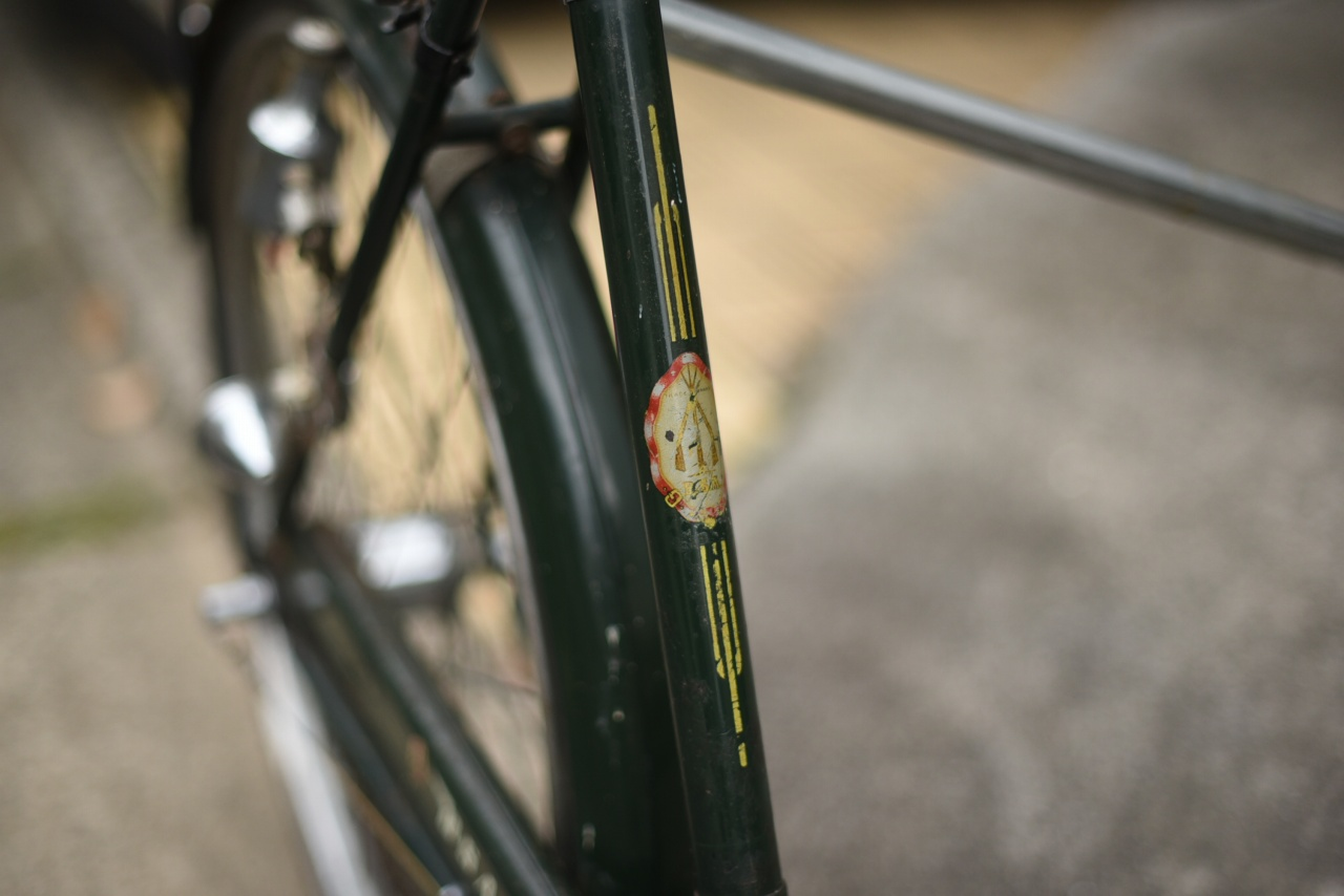 102046 ヴィンテージ 自転車 BSA バーミンガム・スモール・アームズ(Birmingham Small Arms Trade Association、BSA)