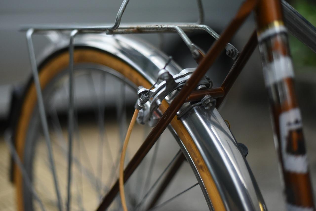 102103 ヴィンテージ 自転車 「MOTOCONFORT」 フランス