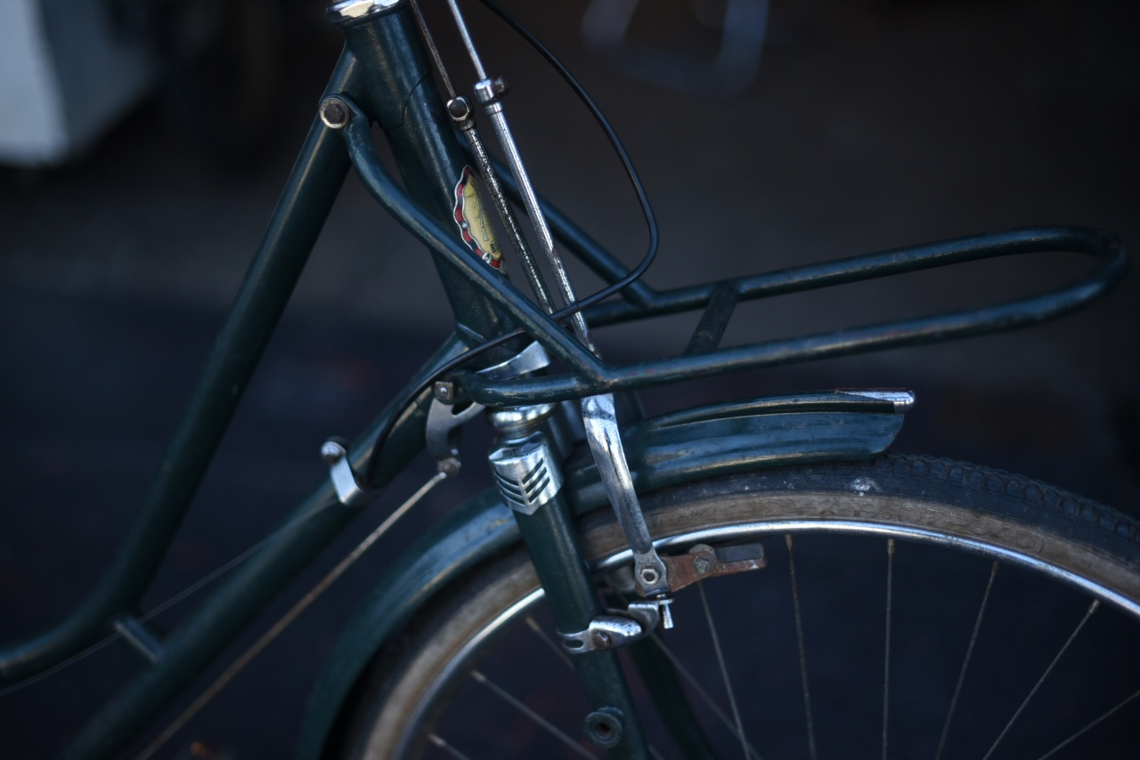 102748 ヴィンテージ 自転車 1964年製 BSA バーミンガム・スモール・アームズ (Birmingham Small Arms Trade Association)
