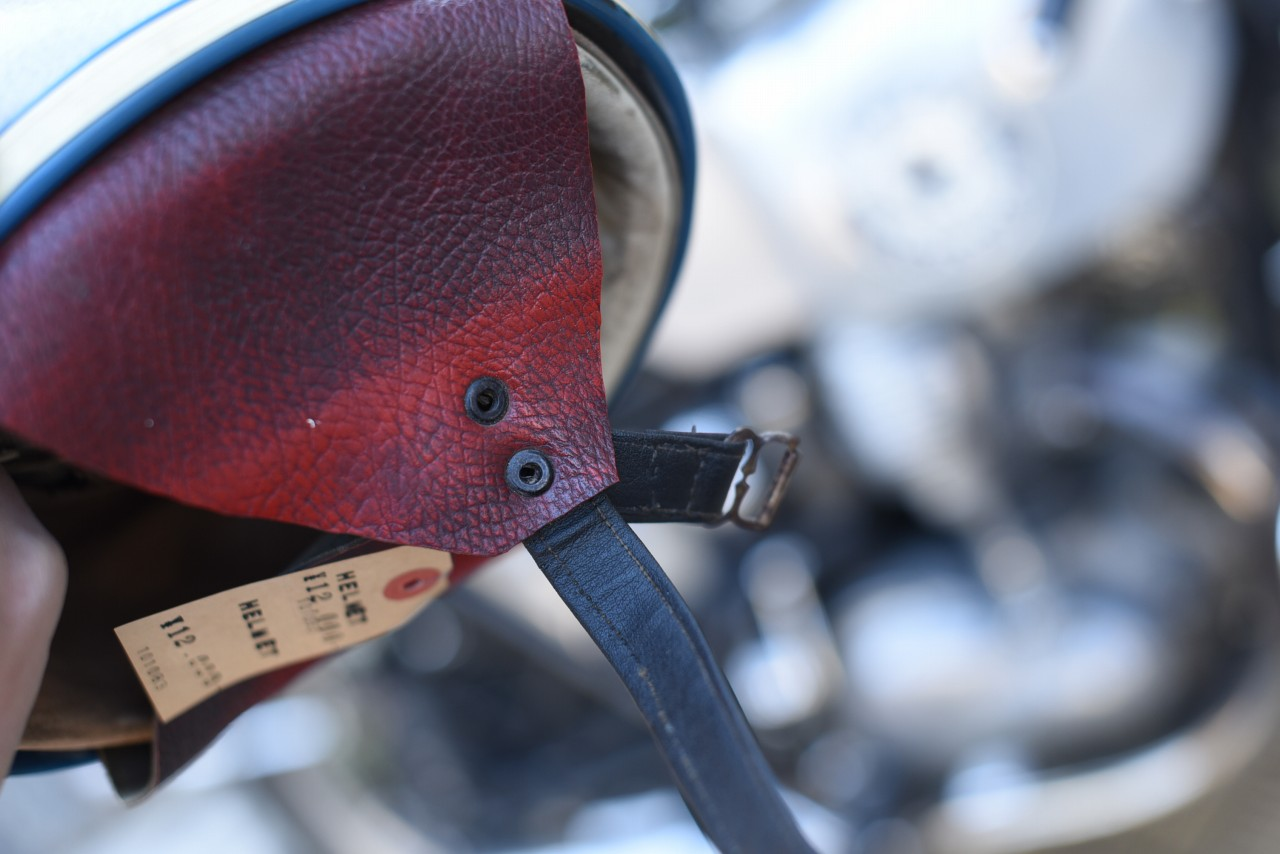 UK Made in ENGLAND  PANNONIA ヘルメット 101083