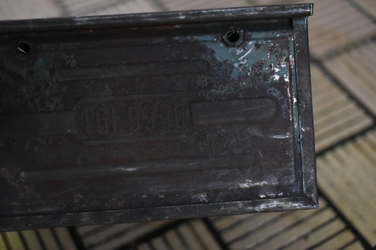 001512 インダストリアル スタック アイアンボックス パーツストッカー TGL9390