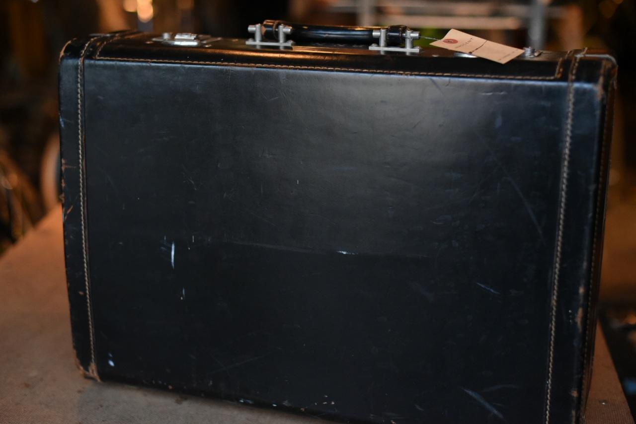 101782 UK ヴィンテージ トランクケース 革鞄