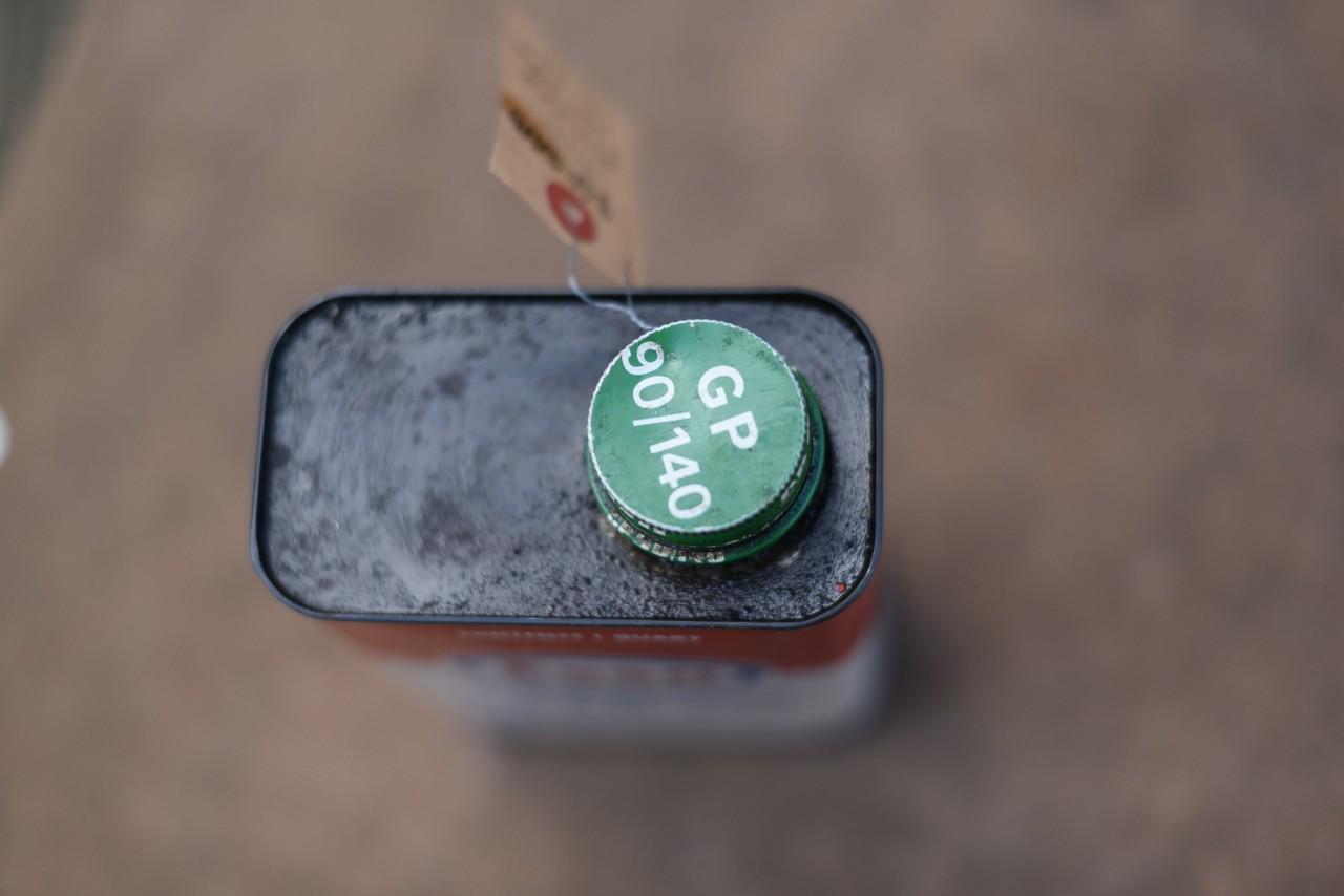 ヴィンテージ ESSO オイル缶 101086