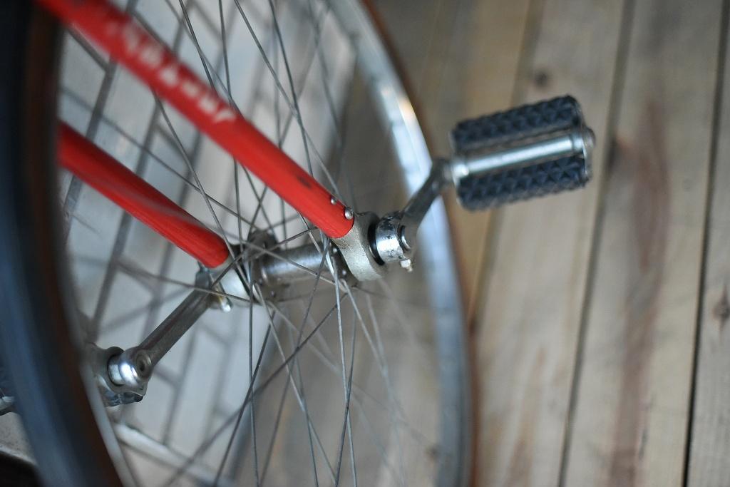 100101 ヴィンテージ 「パシュレイ Pashley」 一輪車 ユニサイクル 自転車 英国製