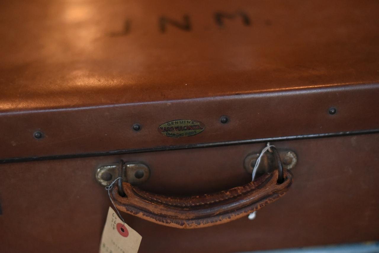 101779 UK ヴィンテージ トランクケース 革鞄