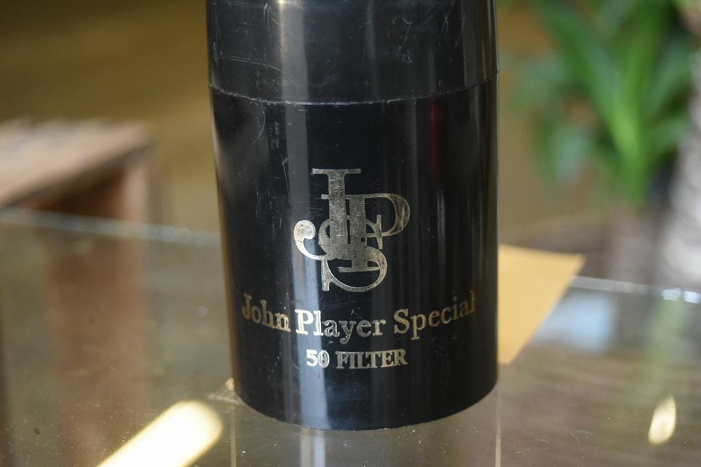 103986 UK ヴィンテージ JPS シガレットケース 「JPS (John Player Special)」