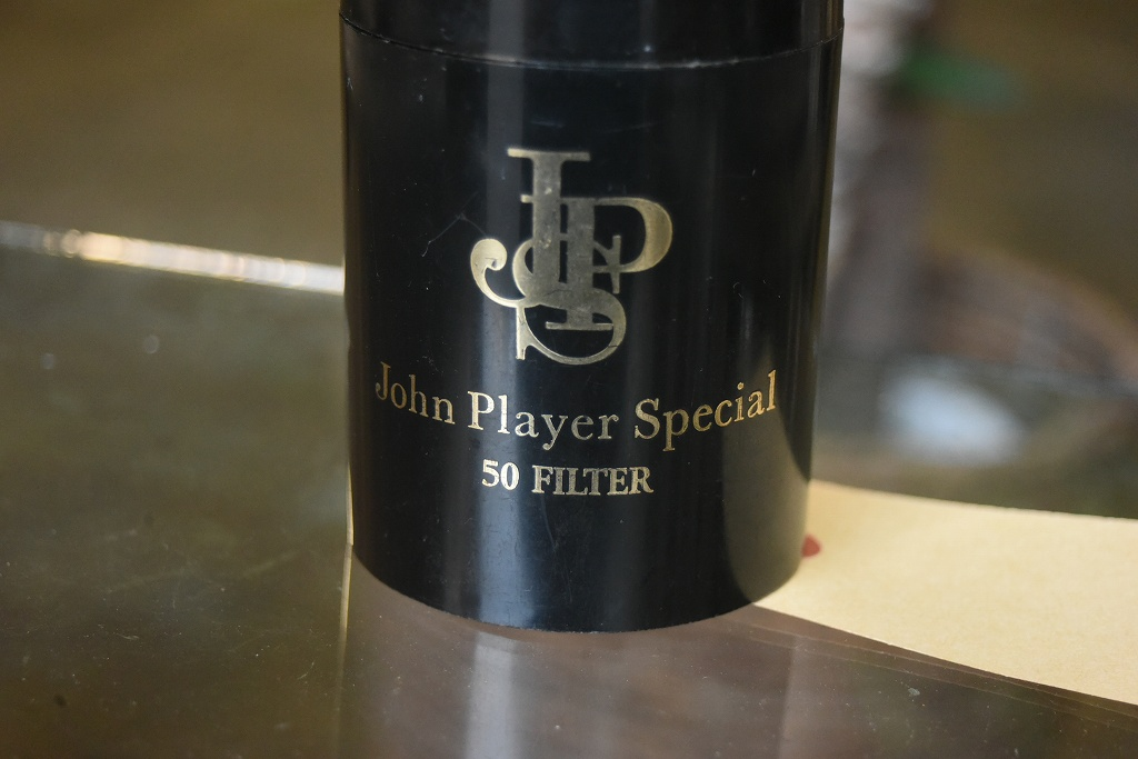 103983 UK ヴィンテージ JPS シガレットケース 「JPS (John Player Special)」