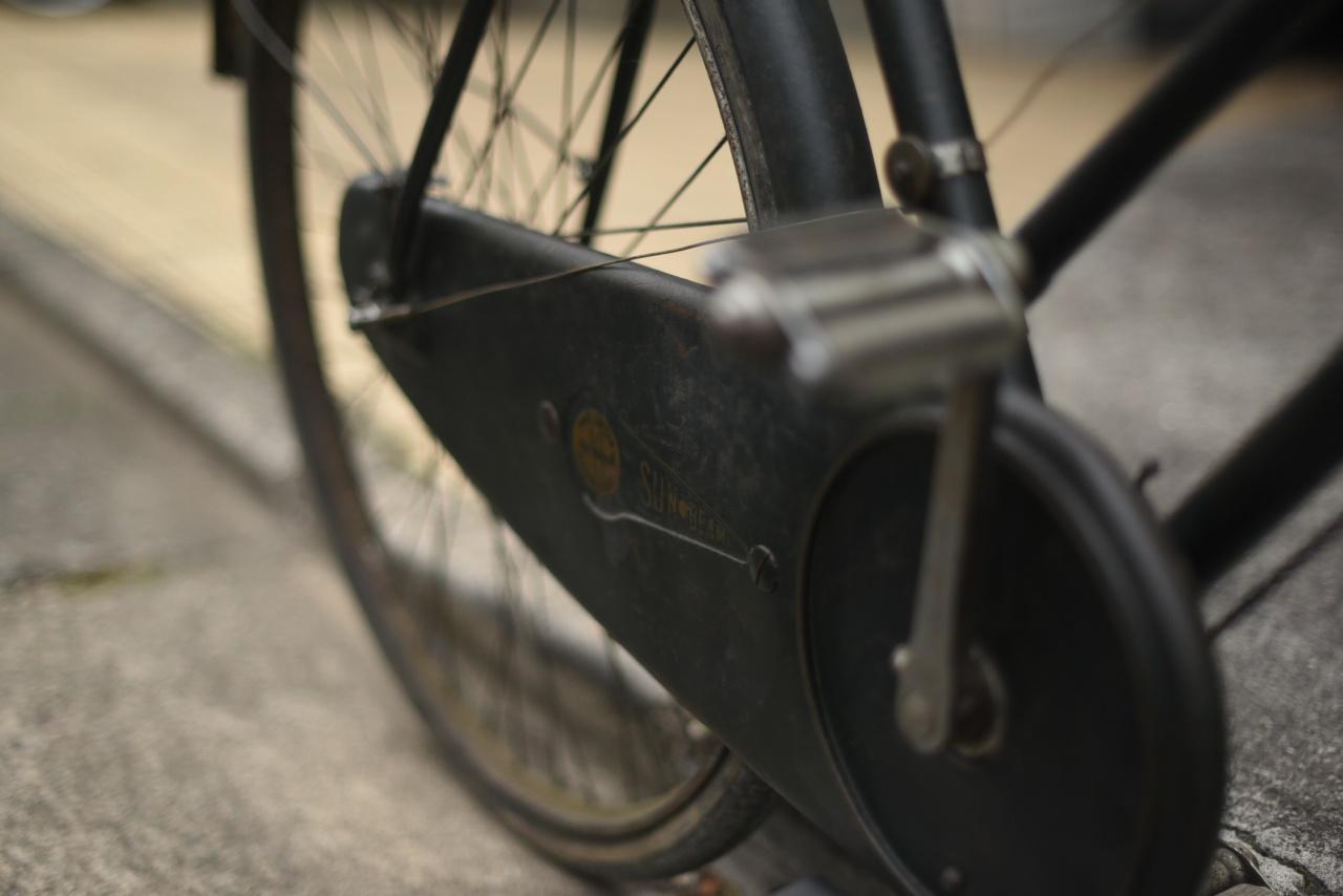 102785 ヴィンテージ 自転車  「SUN BEAM BSA サンビームBSA」