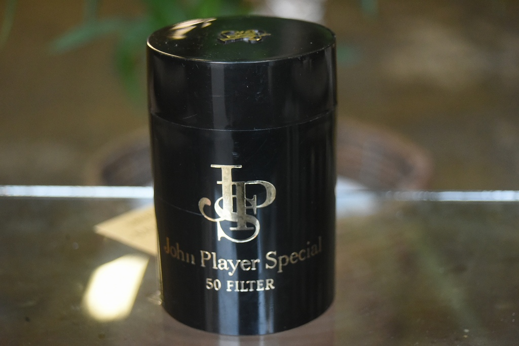 103985 UK ヴィンテージ JPS シガレットケース 「JPS (John Player Special)」