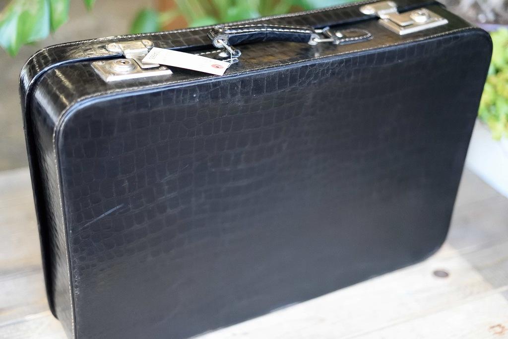 104865 ヴィンテージ トランクケース 革鞄 ドイツ製