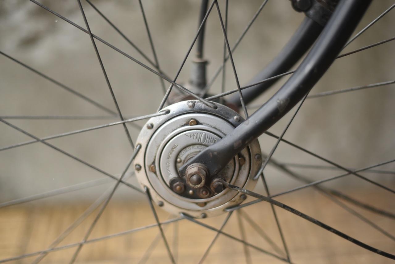 102780 ヴィンテージ 自転車  「SUN BEAM サンビーム1957年製」