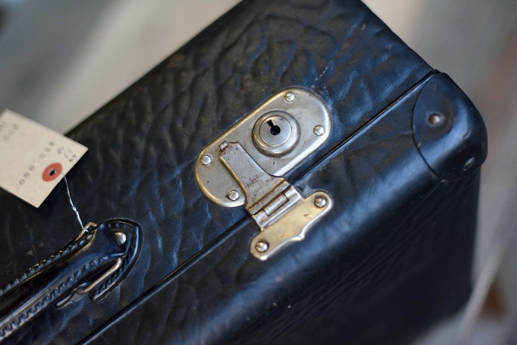104886 ヴィンテージ トランクケース 革鞄 ドイツ製