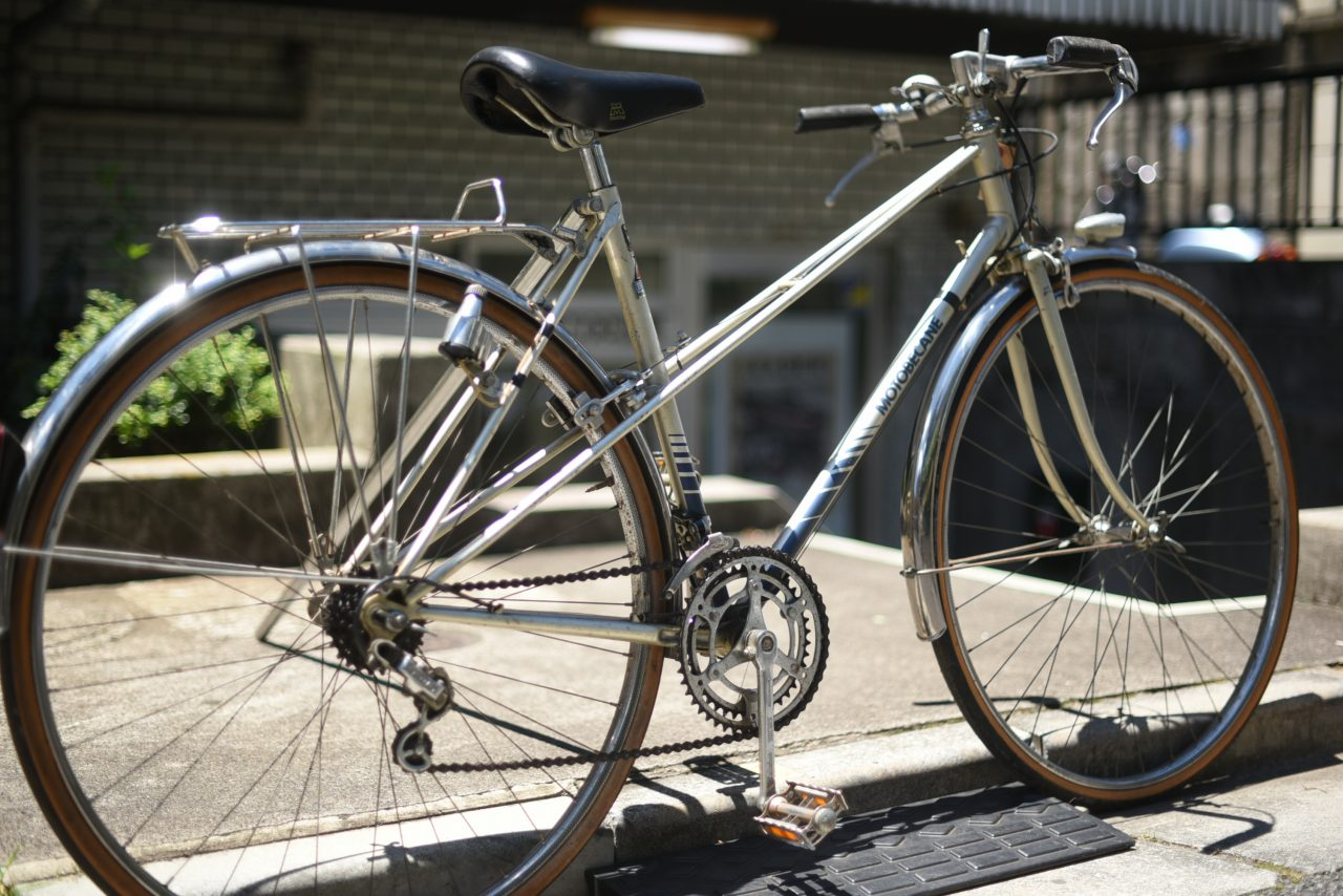 102024 ヴィンテージ 自転車 MOTOBECANE モトベカン 「EGALITE CYCLES」