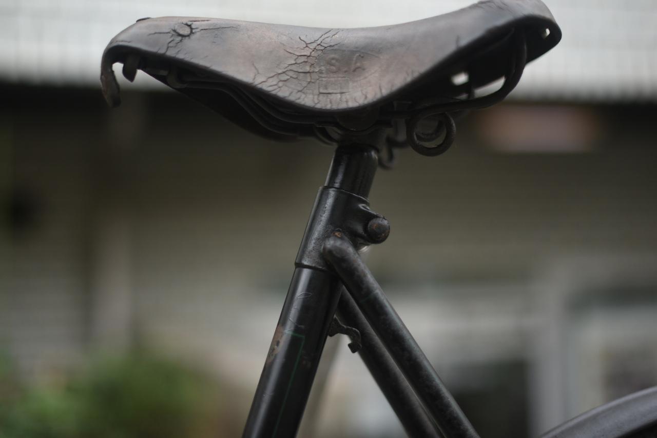 102800 ヴィンテージ 自転車  「BSA」 バーミンガム・スモール・アームズ (Birmingham Small Arms Trade Association)