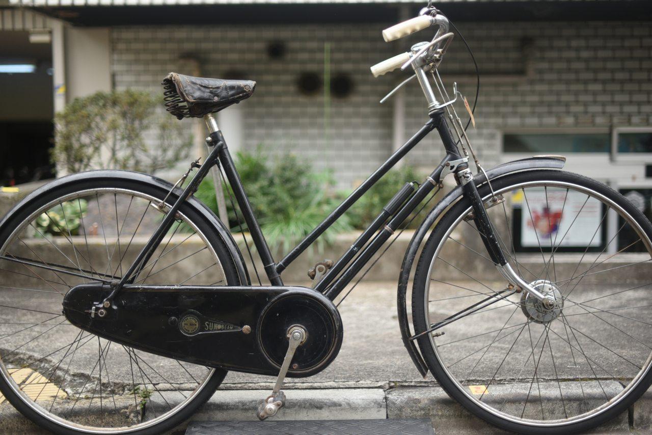 102783 ヴィンテージ 自転車  「SUN BEAM BSA サンビームBSA 」 1957年製