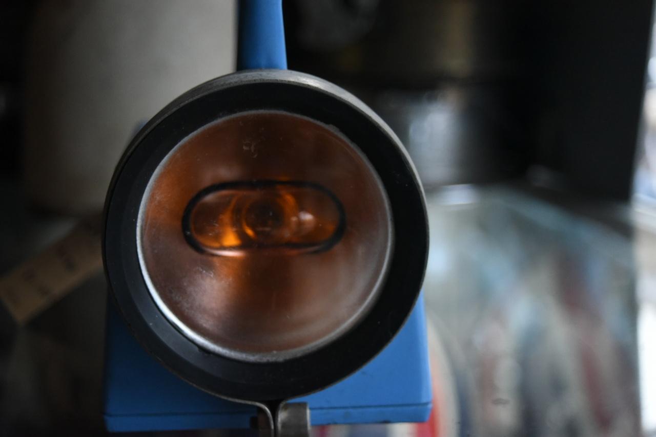 102078 UK ヴィンテージ ライト 懐中電灯