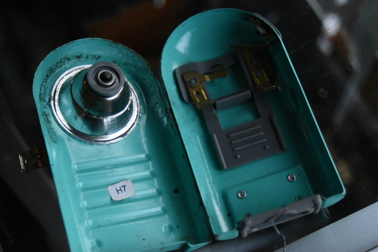 102097 UK ヴィンテージ ライト 懐中電灯