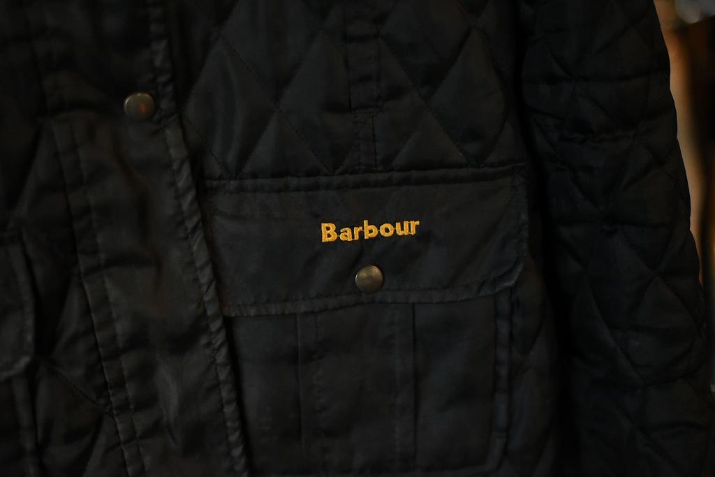 2651 ヴィンテージ  「Barbour」 バブアー  ジャケット レディース 英国製 MADE IN ENGLAND