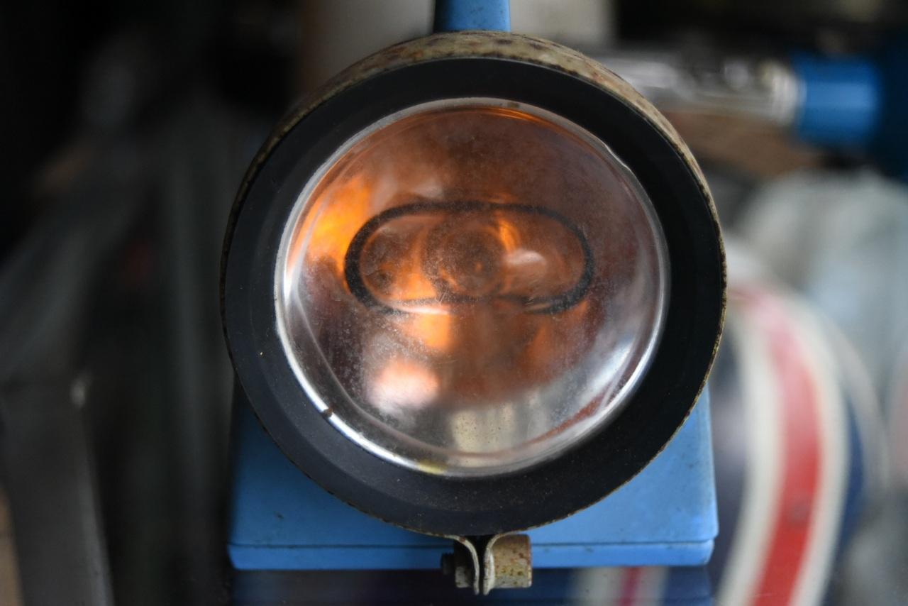 102077 UK ヴィンテージ ライト 懐中電灯