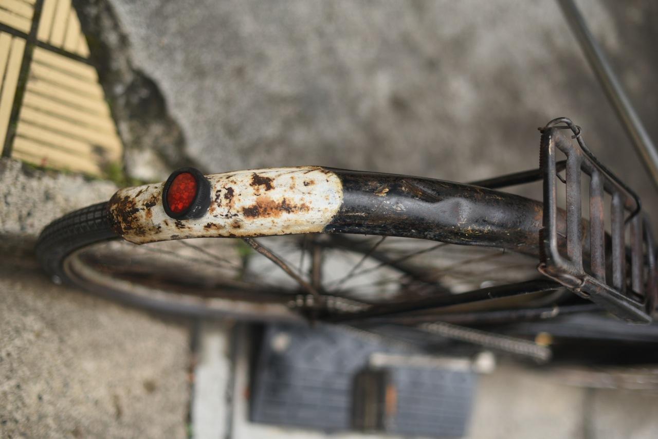 102781 ヴィンテージ 自転車  「HUMBER HARVEYS」 ハンバー