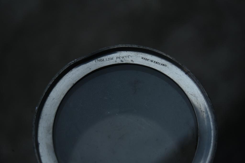 103944 ヴィンテージ アルミ製 マグカップ MADE IN ENGLAND 英国