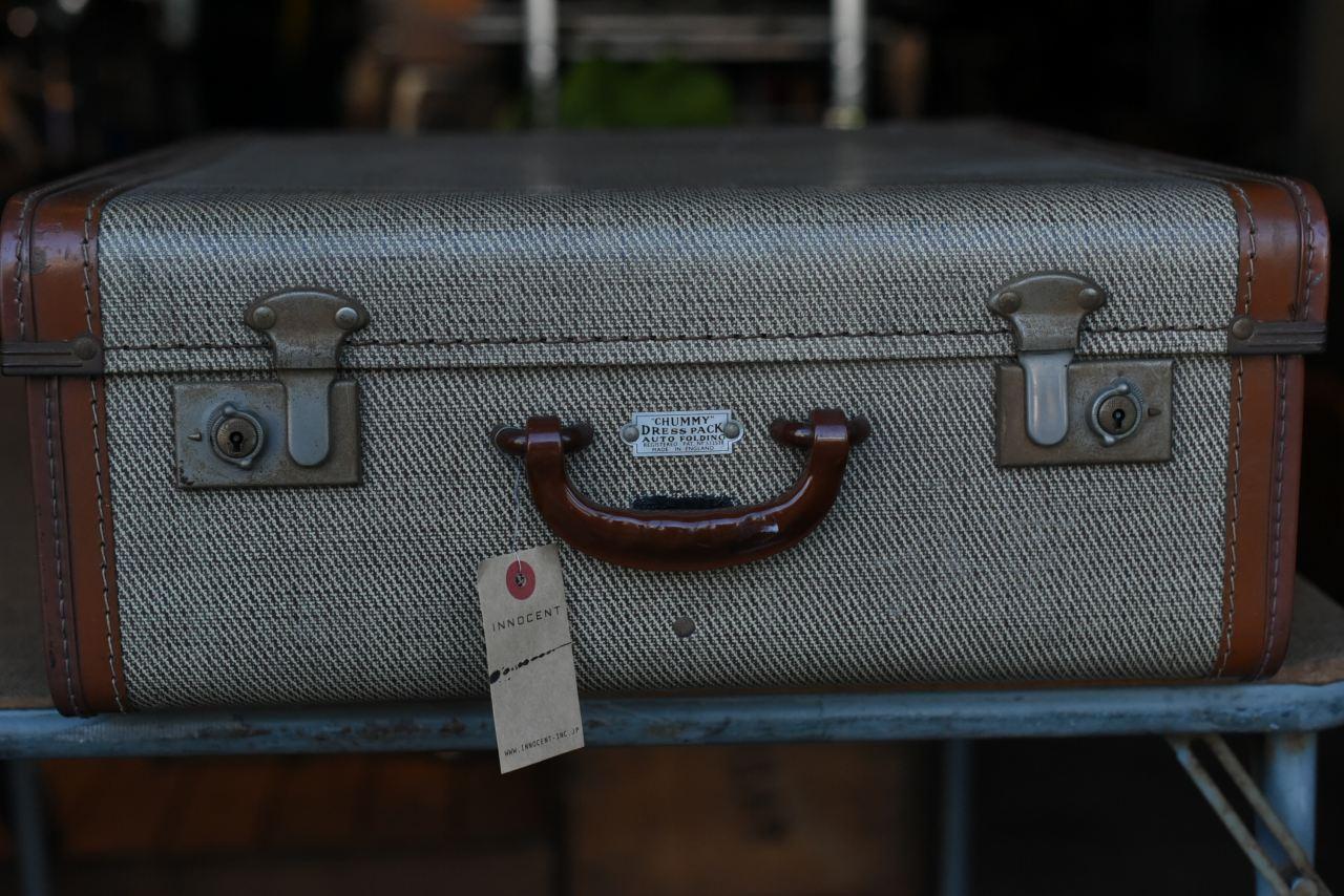 101776 UK ヴィンテージ トランクケース 革鞄