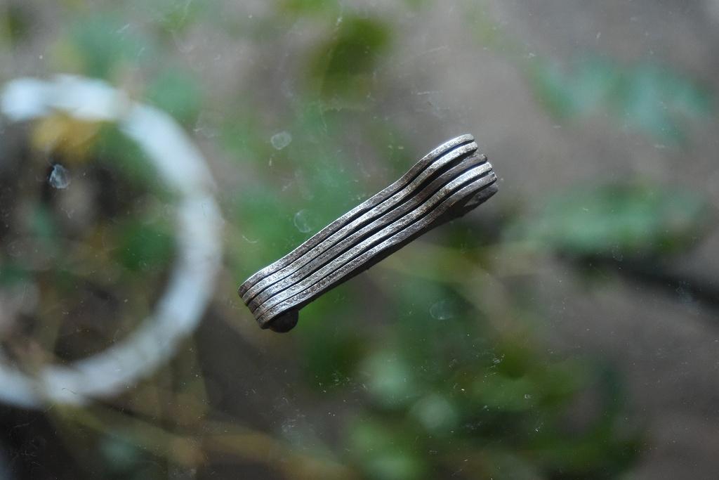 103411  UK ヴィンテージ 「BRITISH MADE STEEL」 スパナ ツール 英国