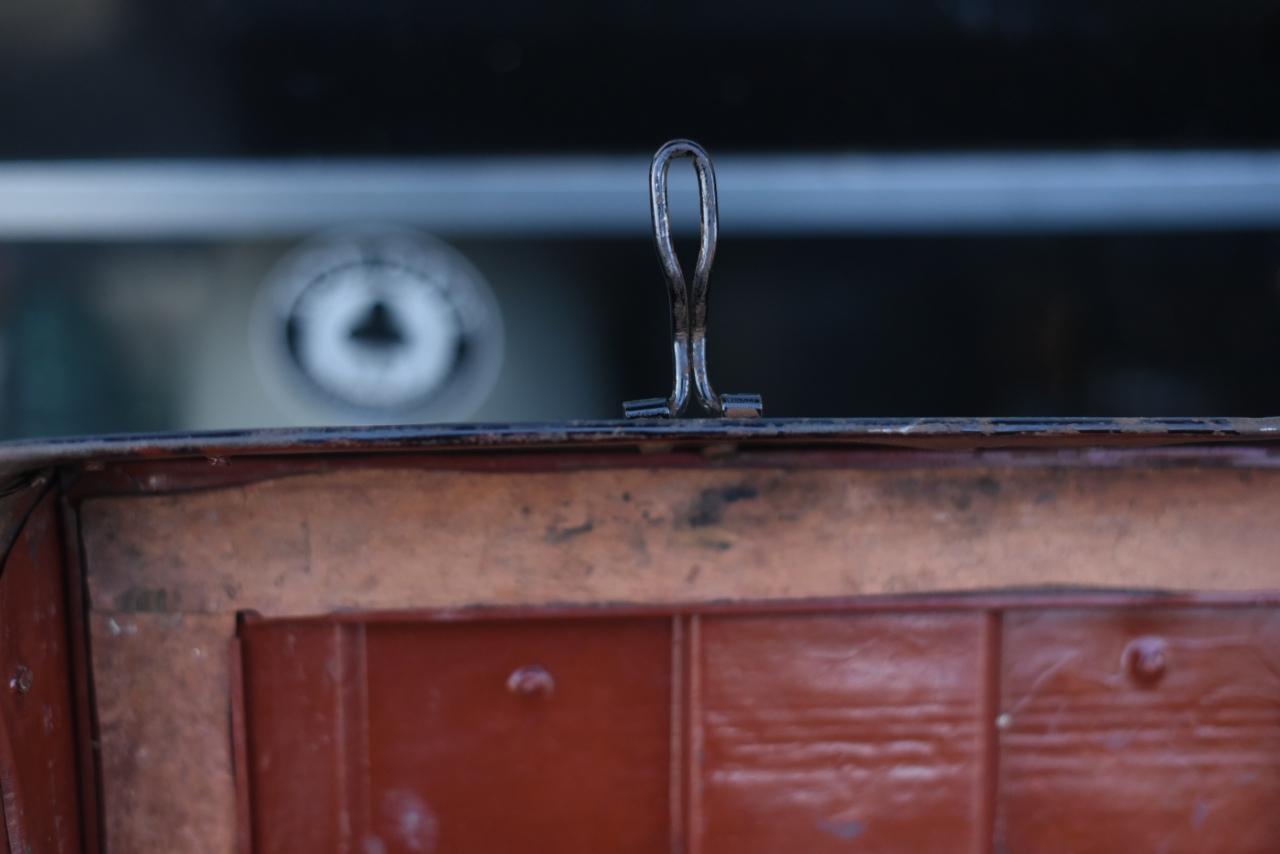 101751 UK ヴィンテージ  スチールボックス