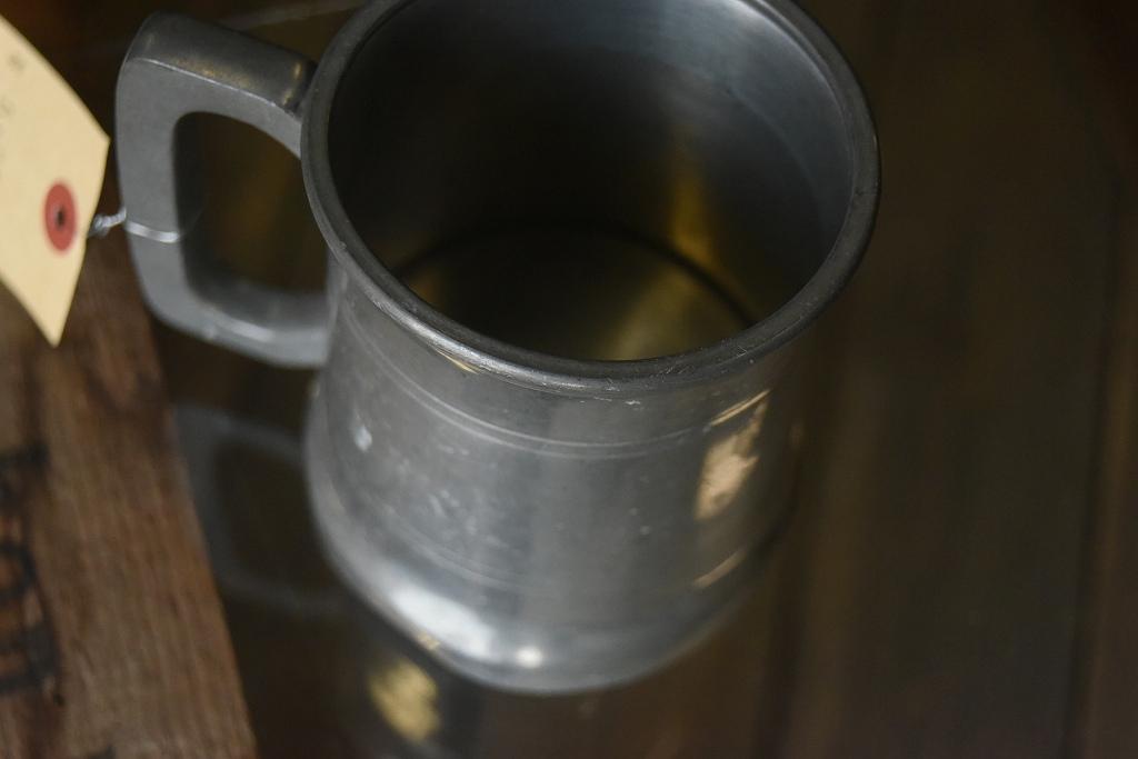 103943 ヴィンテージ アルミ製 マグカップ MADE IN ENGLAND 英国