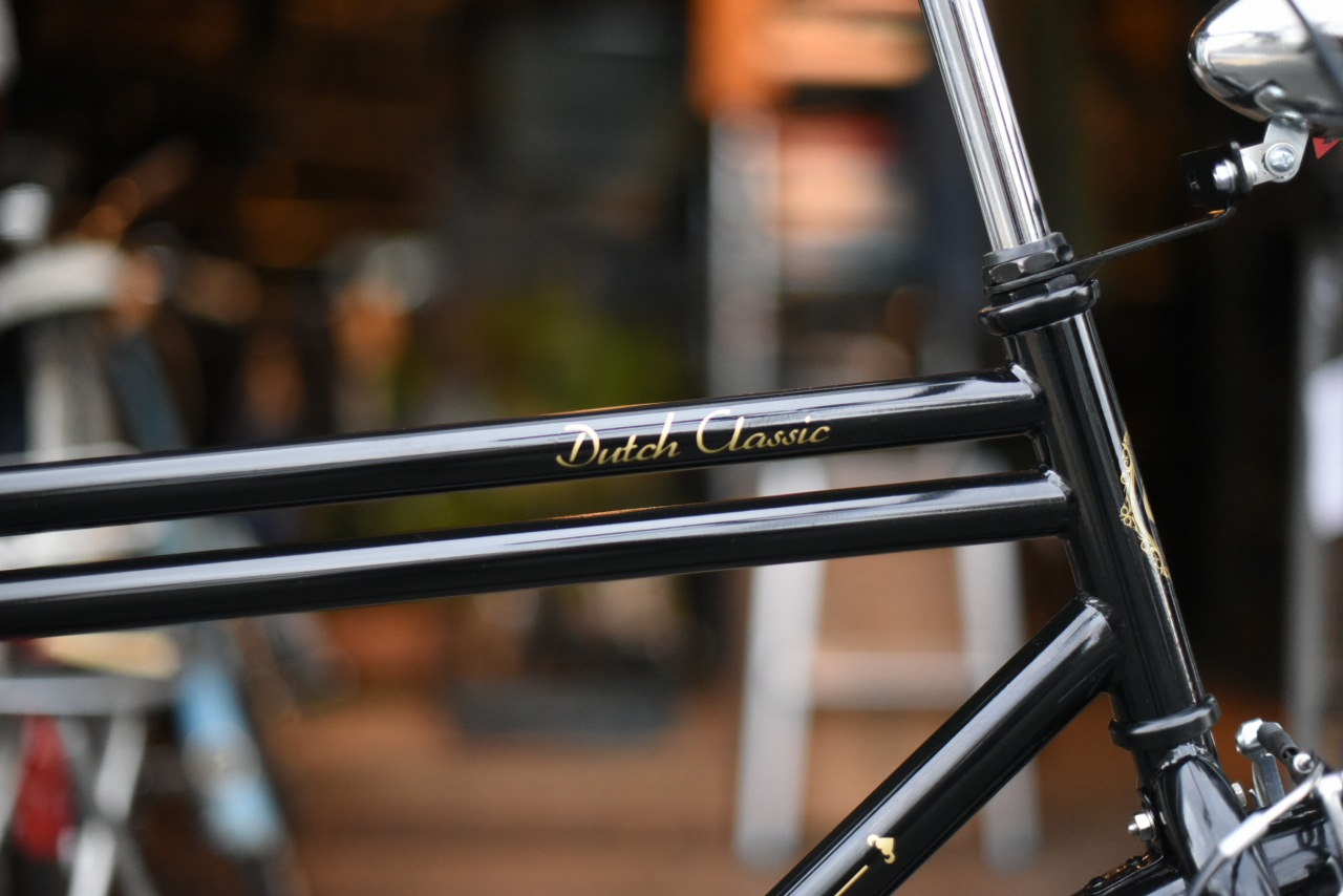 展示品 再入荷無 クラシック自転車 新車 Classic Dutch Bicycle オランダ製 101252