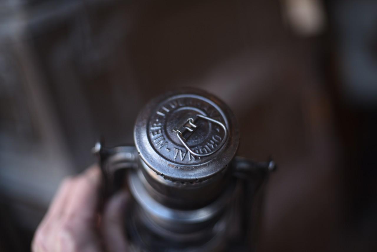 ヴィンテージ  FEUER HAND フィアーハンド ランタン ドイツ製 101633