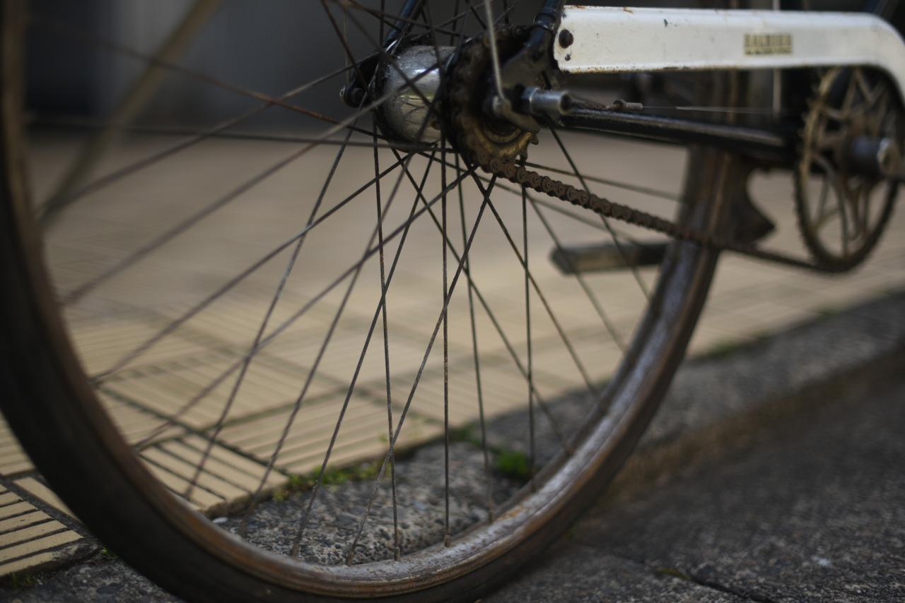 102853 ヴィンテージ 自転車 ラレー 「RALEIGH」 TRENT  英国製