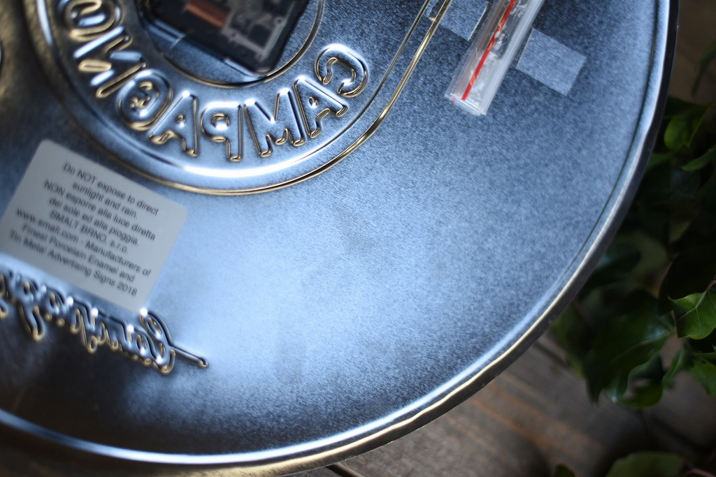 104630 最後の1個 国内未発売 カンパニョーロ  ウォールクロック 壁掛け時計 CAMPAGNOLO VINTAGE WALL CLOCK