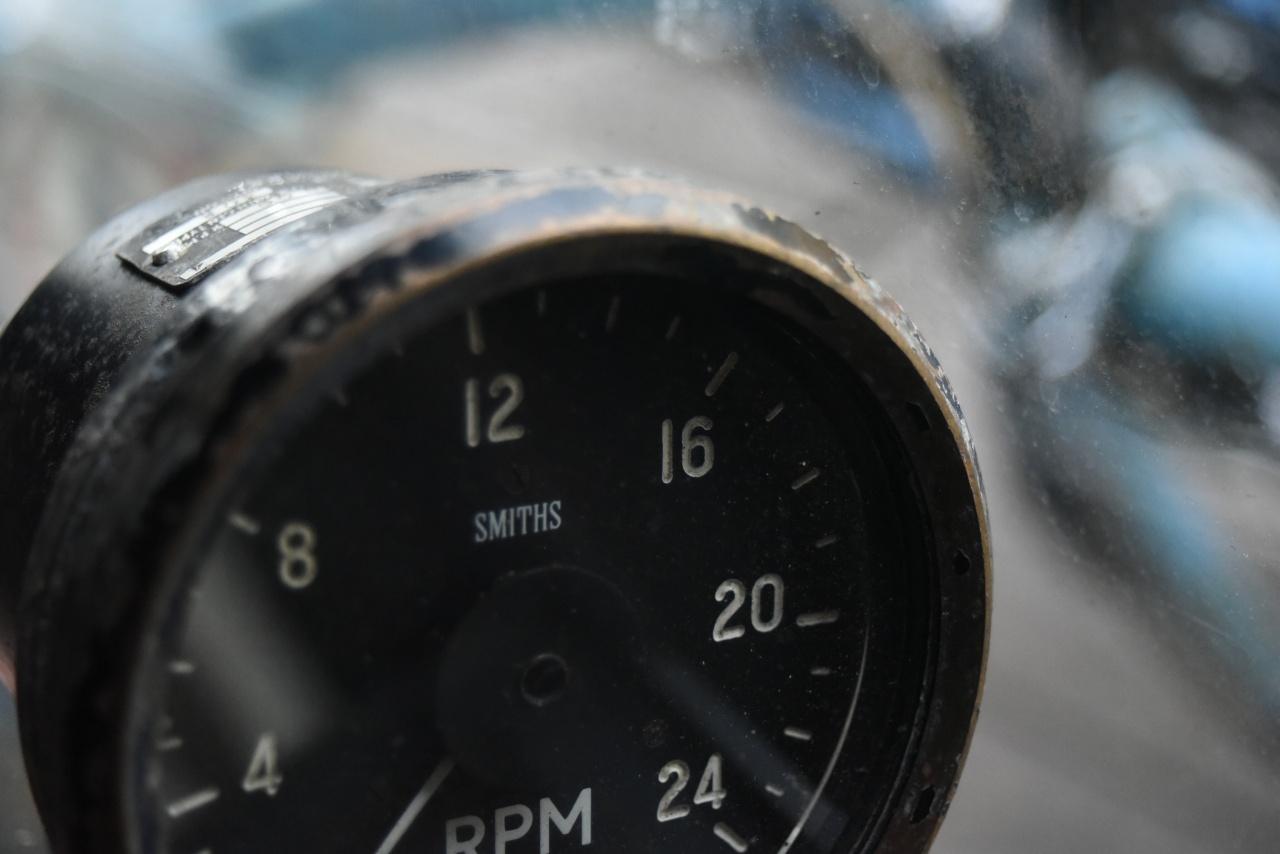 102085 UK ヴィンテージ SMITHS スミス メーター