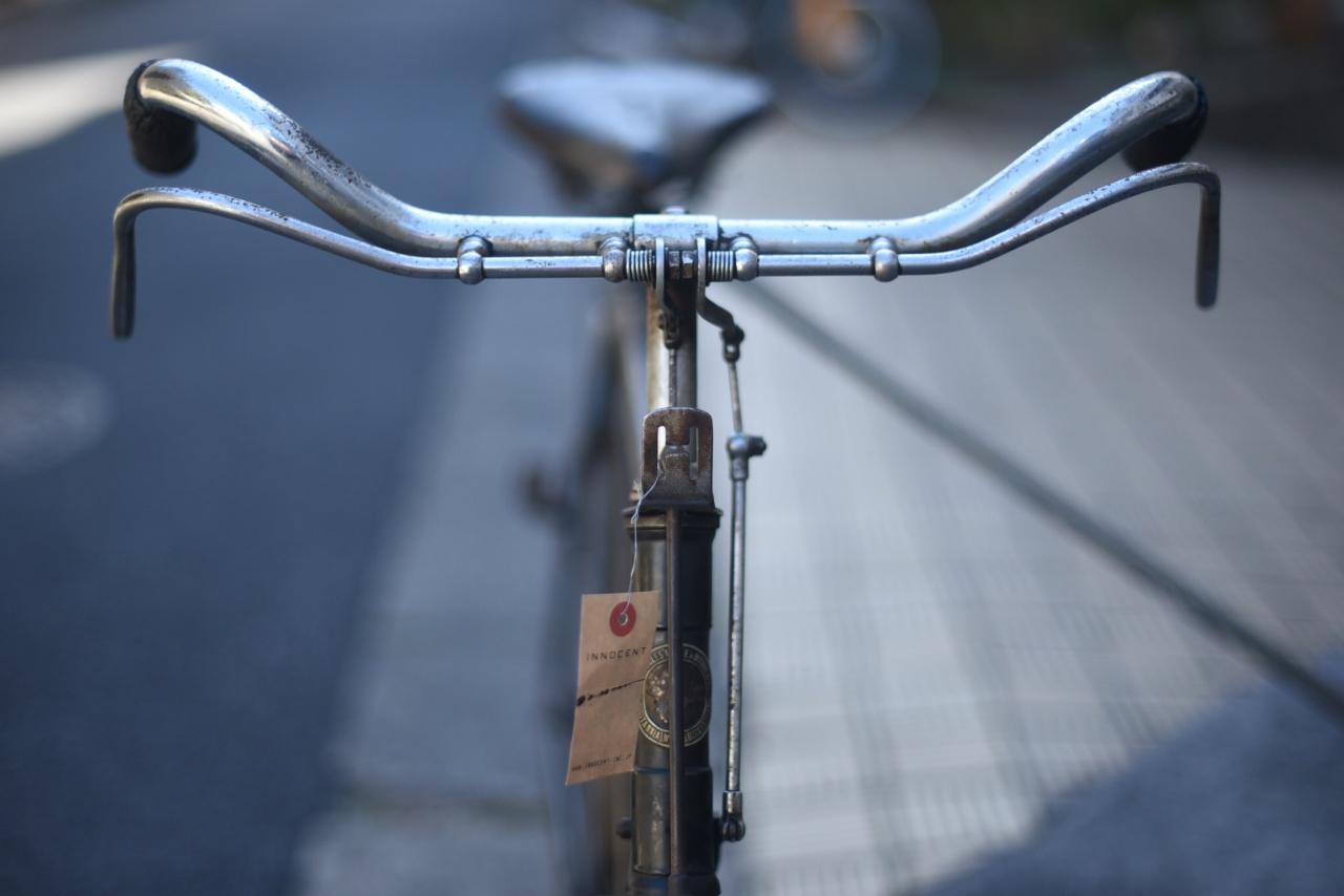 102761 ヴィンテージ 自転車 「HERCULES」 ハーキュリーズ BIRMINGHAM 英国