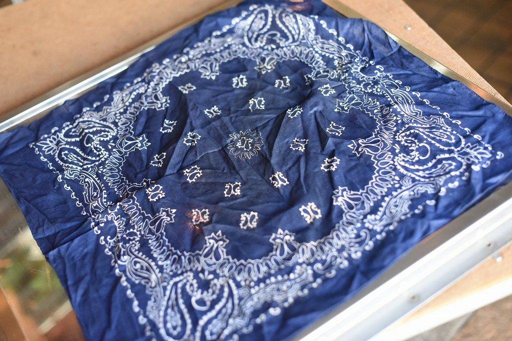 103315 ヴィンテージ バンダナ スカーフ