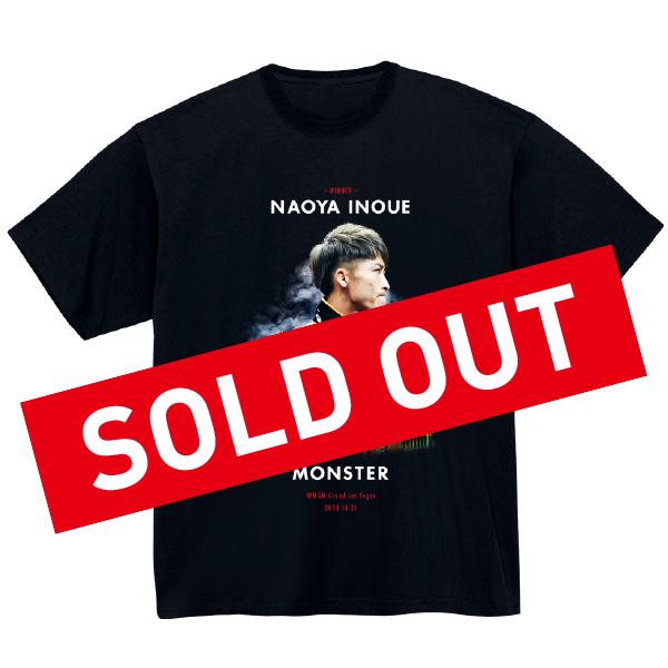 ラスベガス勝利記念Tシャツ