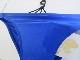 完全別注【極パン®きょくぱん】ロイヤルブルー ロゴ「あり」 透けにくい生地 競パン