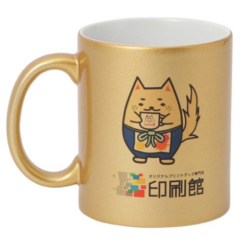 金色マグカッププリント【100個〜199個】