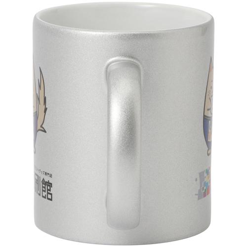 銀色マグカッププリント【5個〜9個】