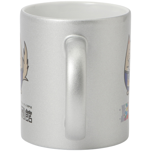 銀色マグカッププリント【30個〜49個】