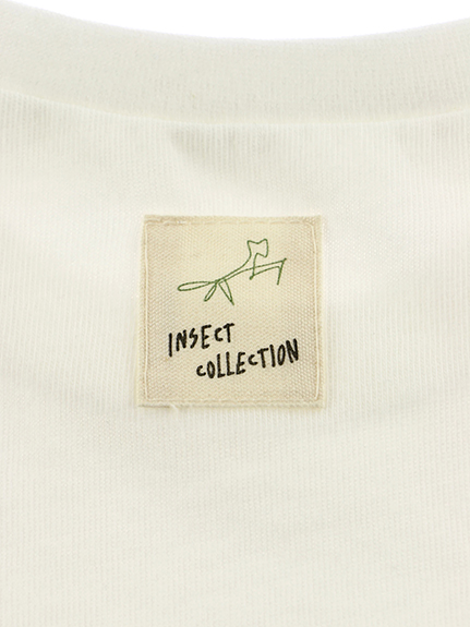 【予約商品】インセクトコレクション限定 DisneyデザインTシャツ<Mickey&Ants> オーガニックコットン使用【6月上旬発送予定】