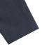 NO INSECT NO LIFE ありさん刺繍ラグラン長袖Tシャツ ブラック キッズ オーガニックコットン使用