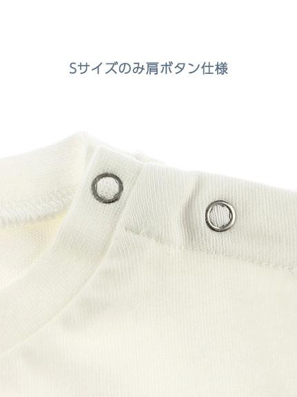 ンセクトコレクション限定 DisneyデザインTシャツ<Pluto&Butterfly> オーガニックコットン使用